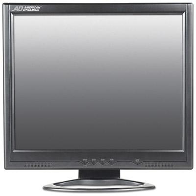 American Dynamics ADCMLCD17 CCTV monitor