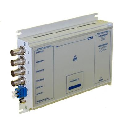 AMG AMG4642 multi channel fibre optic CCTV transmission solution