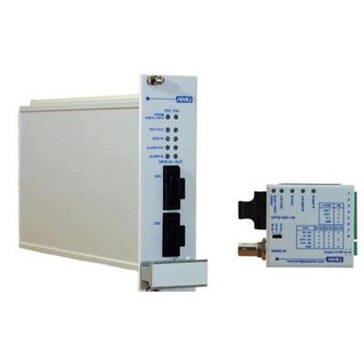 AMG AMG5612R single channel fibre optic CCTV transmission solution