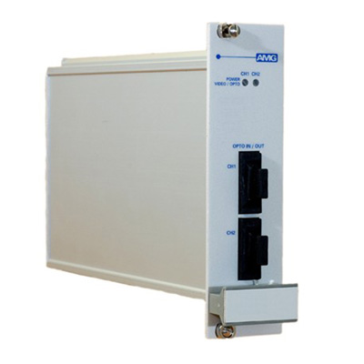 AMG AMG5622 single channel fibre optic CCTV transmission solution