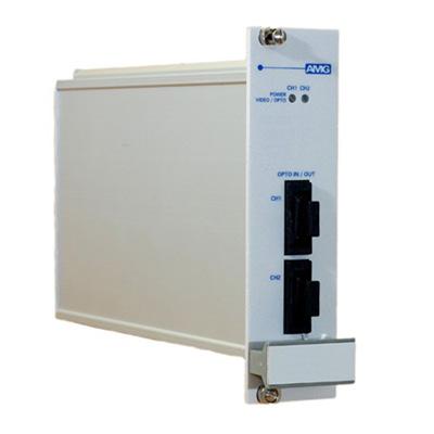AMG AMG5624 single channel fibre optic CCTV transmission solution
