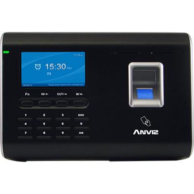 Anviz Global C3 colour fingerprint & RFID time attendance