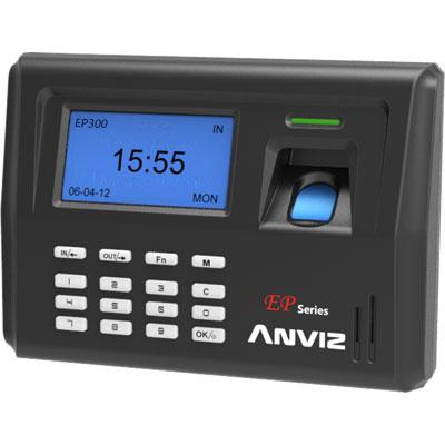 Anviz Global EP300 fingerprint time attendance
