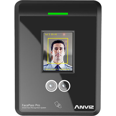 Anviz Global FacePass Pro standalone facial recognition system