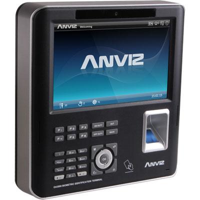 Anviz Global OA3000 multimedia fingerprint & RFID terminal