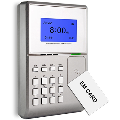 Anviz Global OC500 Standalone RFID Time Attendance & Access Control Device