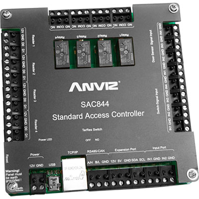 Anviz Global SAC844 Standalone Access Controller