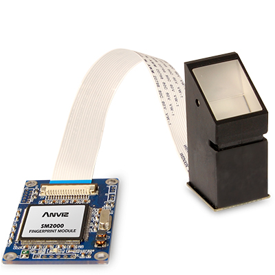 Anviz Global SM2000 fingerprint module for time attendance, access control devices