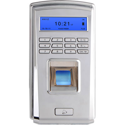Anviz Global T50M standalone fingerprint access control device