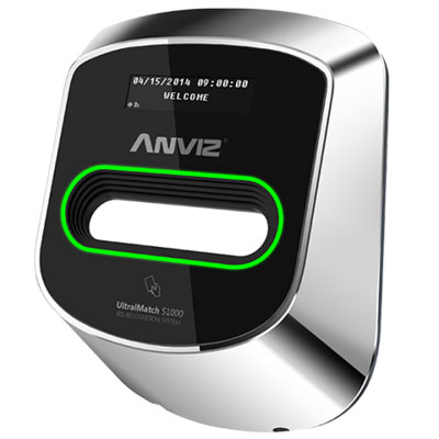 Anviz Global UltraMatch S1000 Iris recognition system