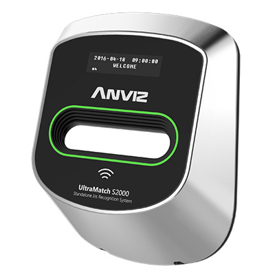 Anviz S2000 UltraMatch Series Iris Recognition System