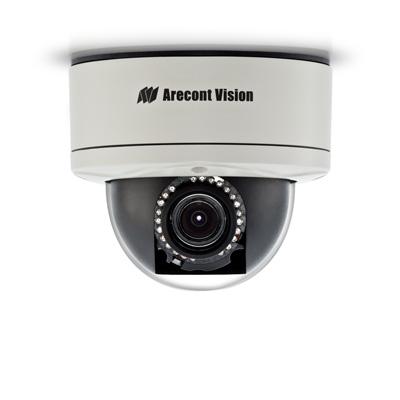 Arecont Vision AV10255AMIR-H 10MP true day/night auto-iris IP dome camera