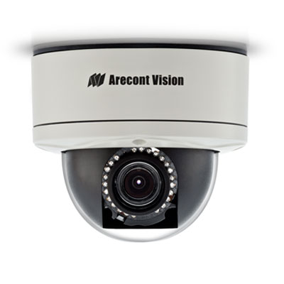 Arecont Vision's true wide dynamic range technology is now available in three different camera series
