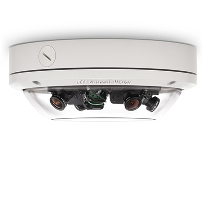 Arecont Vision®'s innovative SurroundVideo® Omni cameras