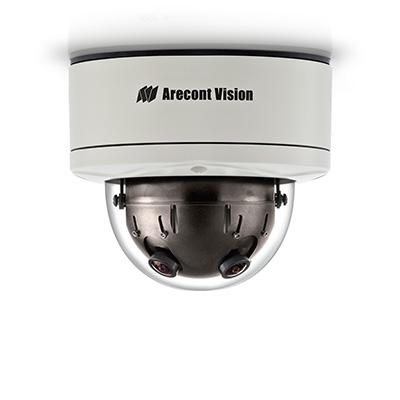 Arecont Vision SurroundVideo® G5 panoramic multi-sensor megapixel surveillance cameras