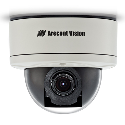 Arecont Vision AV1255AM-H 1.3MP True Day/night IP Dome Camera With Heater
