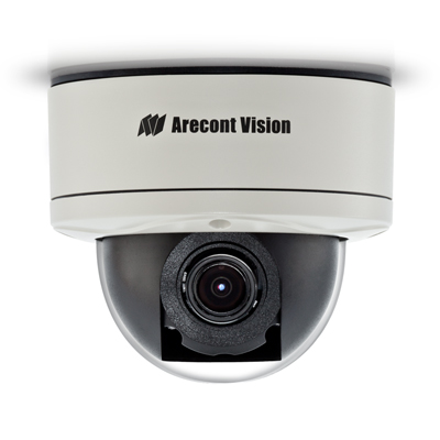 Arecont Vision AV1255PM-SH 1.2-megapixel Indoor/outdoor IP Dome Camera