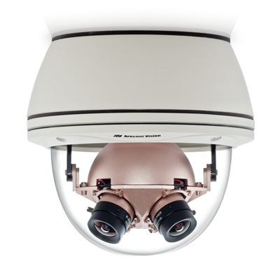 Arecont Vision AV20365DN-HB day/night 20 MP IP dome camera