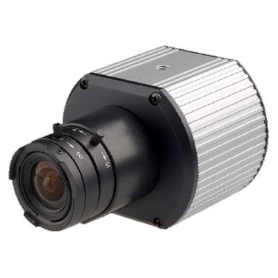 The AV2100M-AI from Arecont Vision - 2 megapixel auto iris IP camera