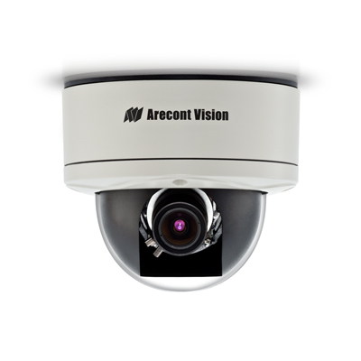 Arecont Vision AV2155-1HK 2MP colour IP dome camera with heater