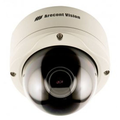 Arecont Vision AV2155 colour dome camera with H.264 compression