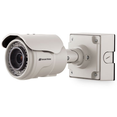 Arecont Vision AV2226PMIR-S 2.07 MP True Day/Night IP Bullet Camera