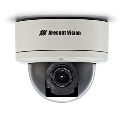 Arecont Vision adds WDR and 10 megapixel model to MegaDome® 2 camera series