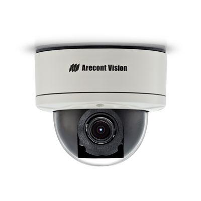 Arecont Vision AV2255PMIR-SAH 1/3 True Day/night IP Dome Camera