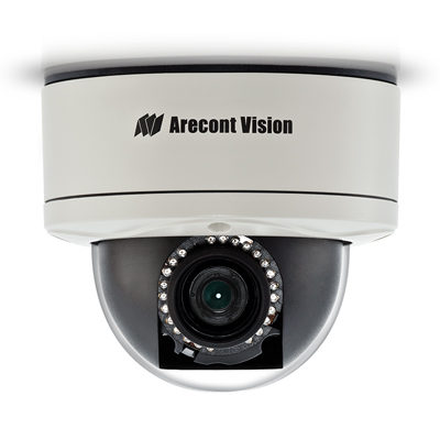 Arecont Vision AV2255PMIR-SH 2.07-megapixel indoor/outdoor IR IP dome camera
