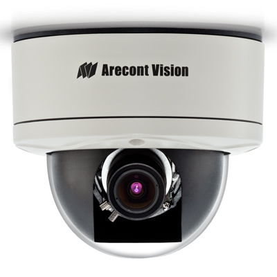 Arecont Vision AV2256DN 2.07MP true day/night IP dome camera