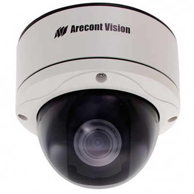 Arecont Vision AV2256PM H.264  All-In-One, Wide Dynamic Range MegaDome® 2 series camera