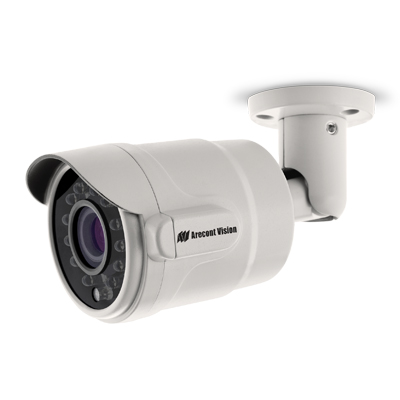 Arecont Vision MicroBullet IP Cameras Now Shipping