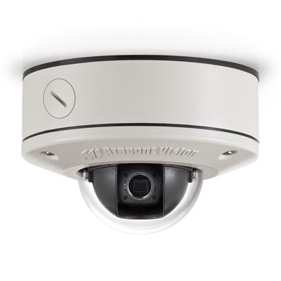 Arecont Vision AV2456DN-F-NL 2MP colour monochrome IP dome camera