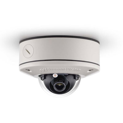 Arecont Vision ultra-low-profile IP camera MicroDome G2 now available