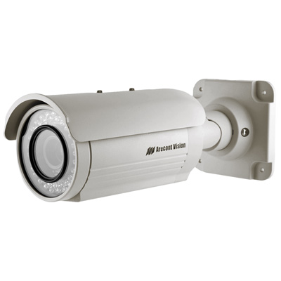 Arecont Vision AV3125DNv1 MegaView™ POE IP Camera  With True Day / Night Functionality