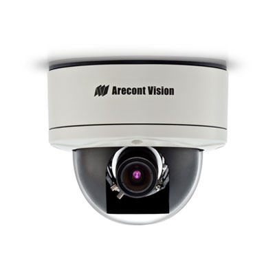 Arecont Vision AV3155DN-16 3MP Colour Monochrome IP Dome Camera