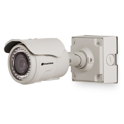 Arecont Vision AV3226PMIR-A 3 MP WDR Bullet-Style IP Camera