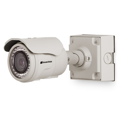 Arecont Vision AV3226PMIR 3 MP WDR bullet-style IP camera