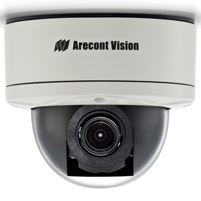 Arecont Vision AV3255AM-H 3MP True Day/night IP Dome Camera With Heater