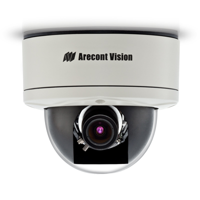 Arecont Vision AV3256DN 3-megapixel Indoor/outdoor WDR IP Dome Camera