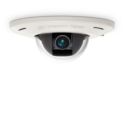 Arecont Vision AV3456DN-F 3 vandal resistant IP dome camera