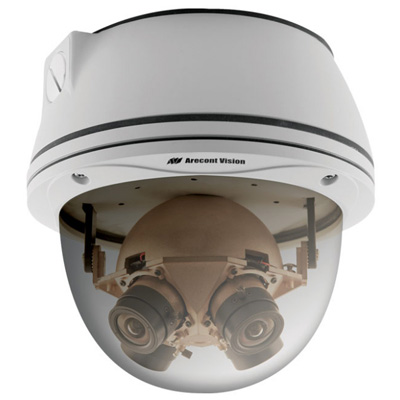 Arecont Vision introduces the industry first 40 megapixel SurroundVideo® Panoramic day / night Cameras