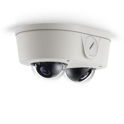 Arecont Vision AV4655DN-08 4MP TDN IP Dome Camera