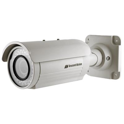 Arecont Vision AV5125DNv1 5 Megapixel H.264/MJPEG all in one IP camera