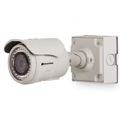 Arecont Vision AV5225PMIR-A 5MP vandal resistant bullet IP camera