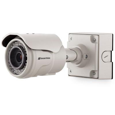 Arecont Vision AV5225PMIR-S 5MP True Day/Night IP Bullet Camera