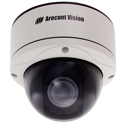 Arecont Vision AV5255AM 5 Megapixel H.264 Day/Night IP MegaDome 2 Camera