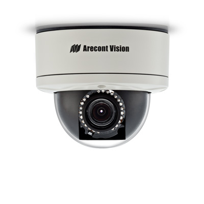 Arecont Vision AV5255AMIR 5MP auto-iris day/night IP dome camera