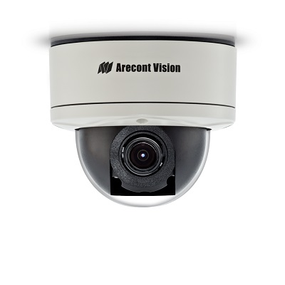 Arecont Vision AV5255PM-H 5MP indoor/outdoor IP dome camera