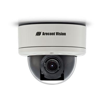 Arecont Vision AV5255PMTIR-SH 5MP true day/night IP dome camera